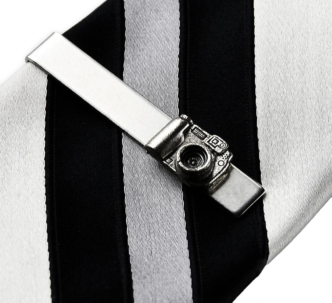 Quality Handcrafts Guaranteed Digital Camera Tie Clip