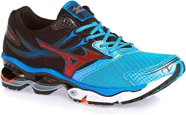 Mizuno Wave Creation 14 Zapatillas de Running, Color Azul, Talla 40 EU: Amazon.es: Zapatos y complementos