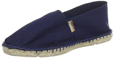Espadrij l'originale classic 100, Unisex-Erwachsene Espadrille Halbschuhe, Blau (Blau (bleu clair 41) 41), EU 41