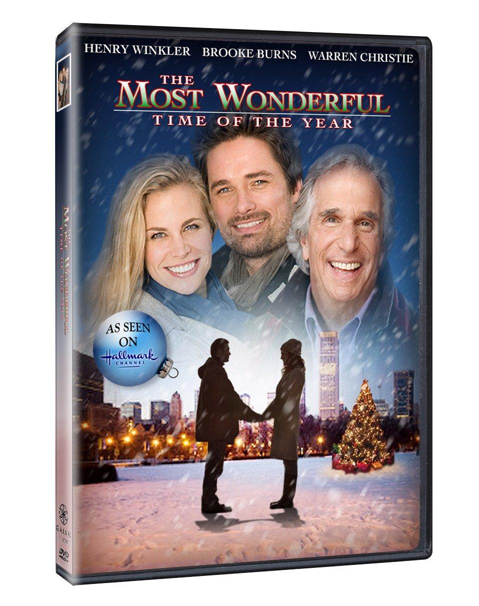 Most Wonderful Time of the Yea Connor Levins Henry Winkler Brooke Burns Warren Christie