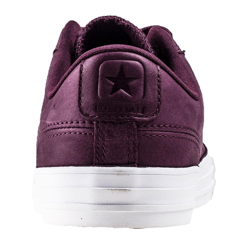 Converse Sneaker STAR PLAYER OX 157770C Dunkelrot: Amazon.de: Schuhe &  Handtaschen