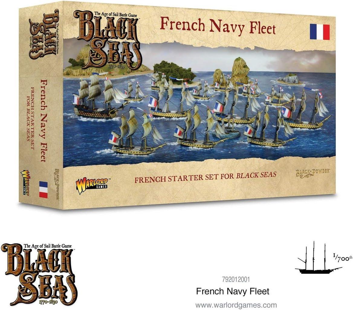 Black Seas Black Powder French Navy Fleet