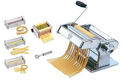 Pasta Aid Julia 150, Maquina de pasta (6 tipos) manual 2155-N