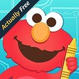 elmo games - Sesame Street Art Maker (Underground Edition)