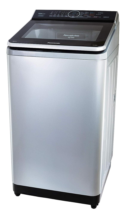 Panasonic Econavi 8 Kg 5 Star Built-In Heater Fully-Automatic Top Loading Washing Machine – NA-F80V9LRB