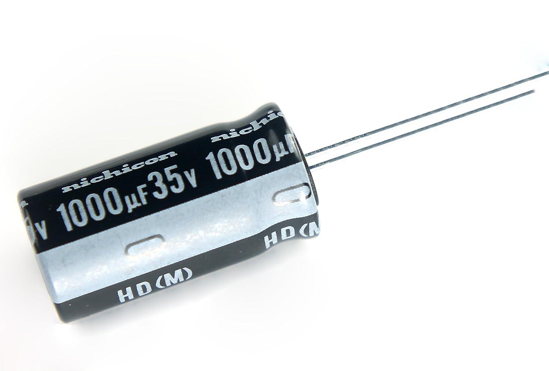 100 pcs UPF1V151MPH6 NICHICON 150uF 35V 105*c Radial Electrolytic Capacitor