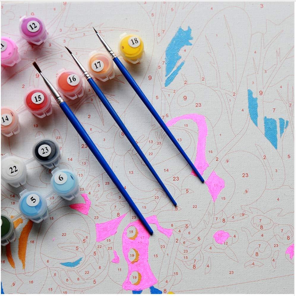 CZYYOU DIY Digital Malen Nach Zahlen Schottische Schottische Schottische Strand Ölgemälde Wandbild Kits Färbung Wandkunst Bild Geschenk - Ohne Rahmen - 40x50cm B07Q1N57SW | Konzentrieren Sie sich auf das Babyleben  6c52df