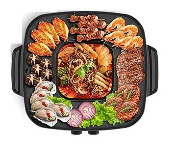 QIN.J.FANG-Menaje de cocina Parrillas eléctricas, parrilla ...