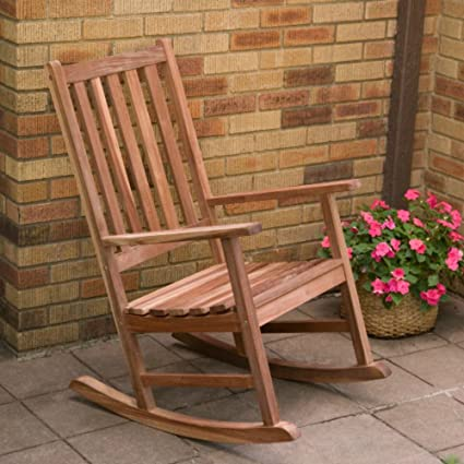 Belham Living Richmond Heavy Duty Outdoor Rocking Chair