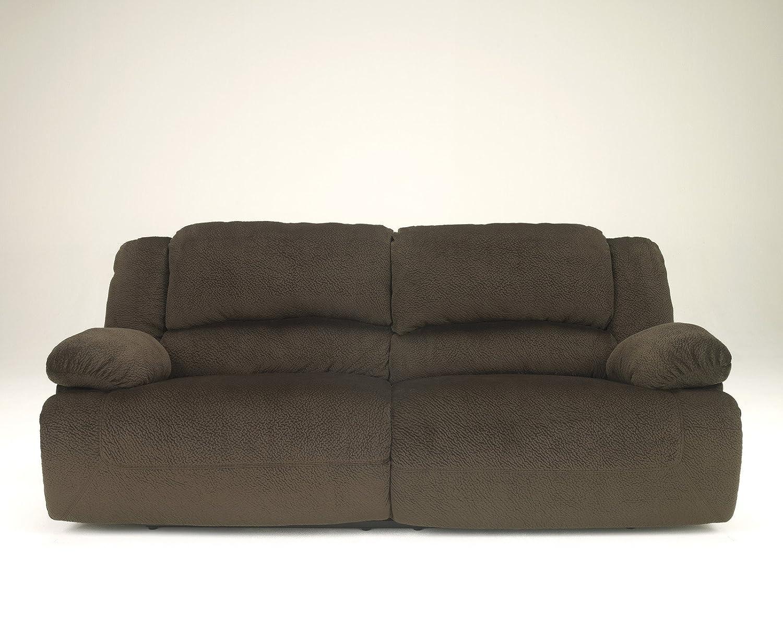 sc 1 st  Amazon.com & Amazon.com: Toletta Chocolate 2 Seat Reclining Sofa: Kitchen u0026 Dining islam-shia.org