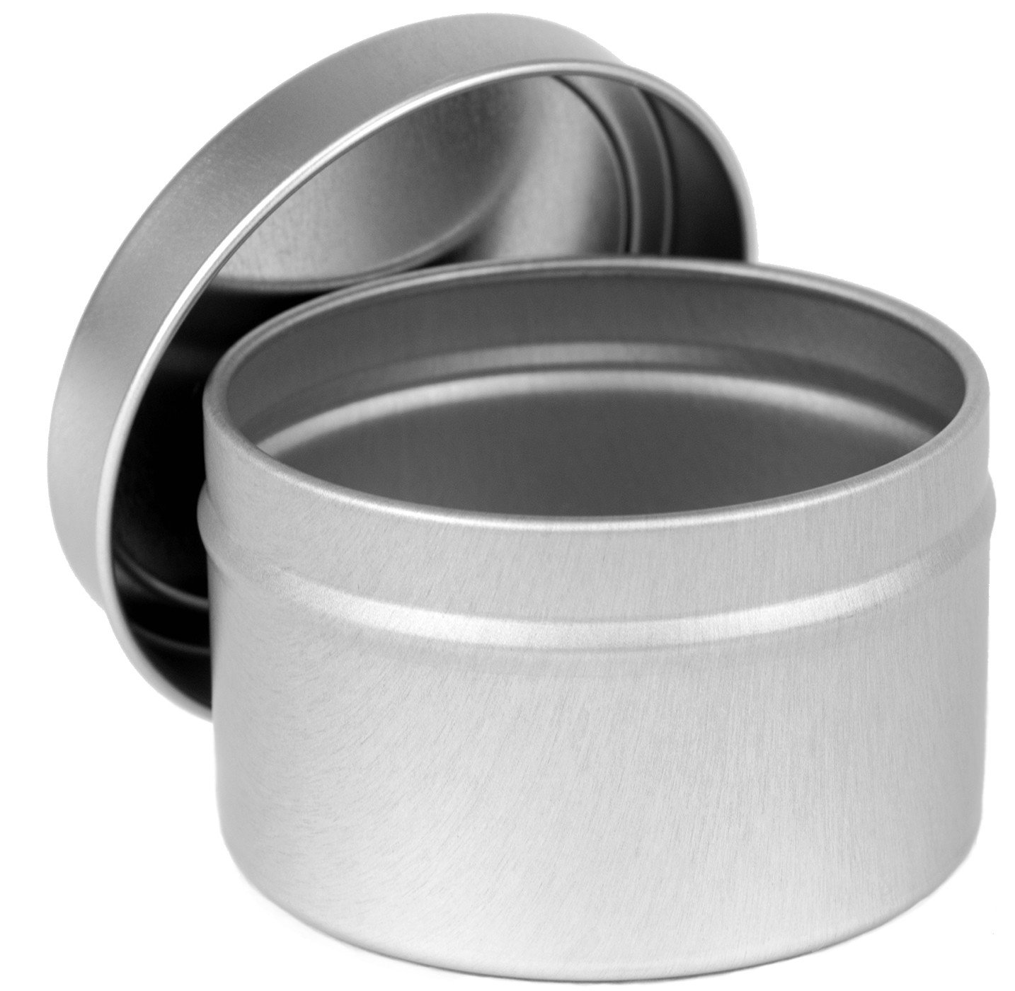 CandleScience 12 Piece Medium Candle Tin, 6 oz