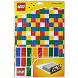 Lego christmas gift wrap