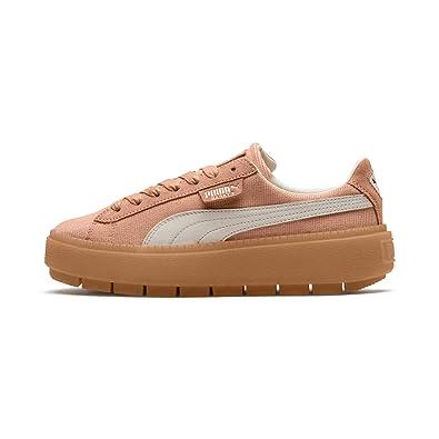 Puma Platform Trace Corduroy Damen Sneaker: Amazon.de: Schuhe ...