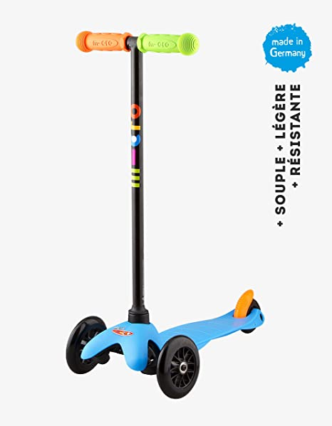 Trottinette Mini Micro Sporty Bleu Pop: Amazon.es: Deportes ...