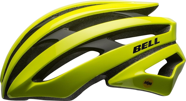 BELL Stratus MIPS Casco de Bicicleta, Retina, Negro, tamaño ...