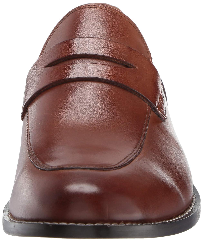 Nunn Bush Mens Strata Loafer Slip-on with Penney Strap