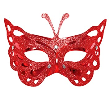 RYTEJFES Antifaz Carnaval Máscara Máscara De Ojo Casa De ...