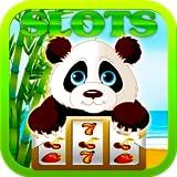 Cute Panda Bonus Slots Casino Jackpot Free Slot Machine for Kindle Offline Slots Free Multi Reels Multiline Free Slots Game No Wifi doesn't need internet best slots games