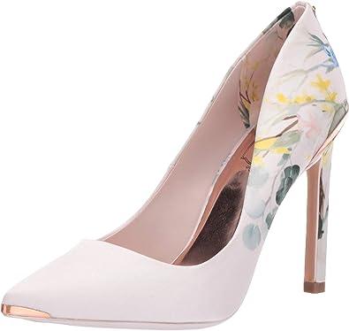 ted baker pink high heels