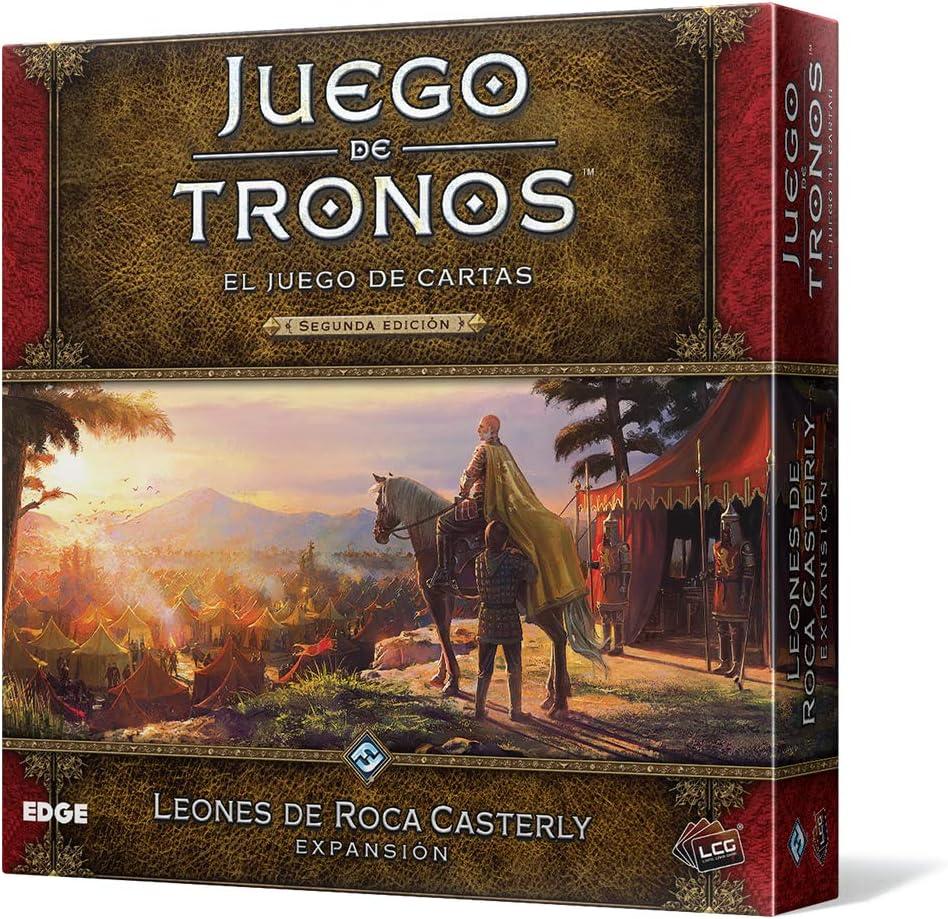 Fantasy Flight Games Juego de Tronos - Leones de Roca Casterly, el ...