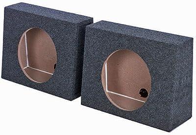 Qpower Audio Subwoofer Sub Box Enclosures