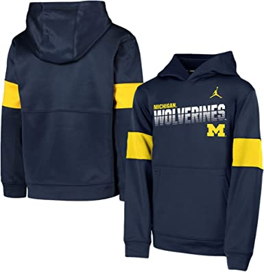 OuterStuff NCAA Little Boys Michigan Wolverines Fleece Hoodie /& Pant Set