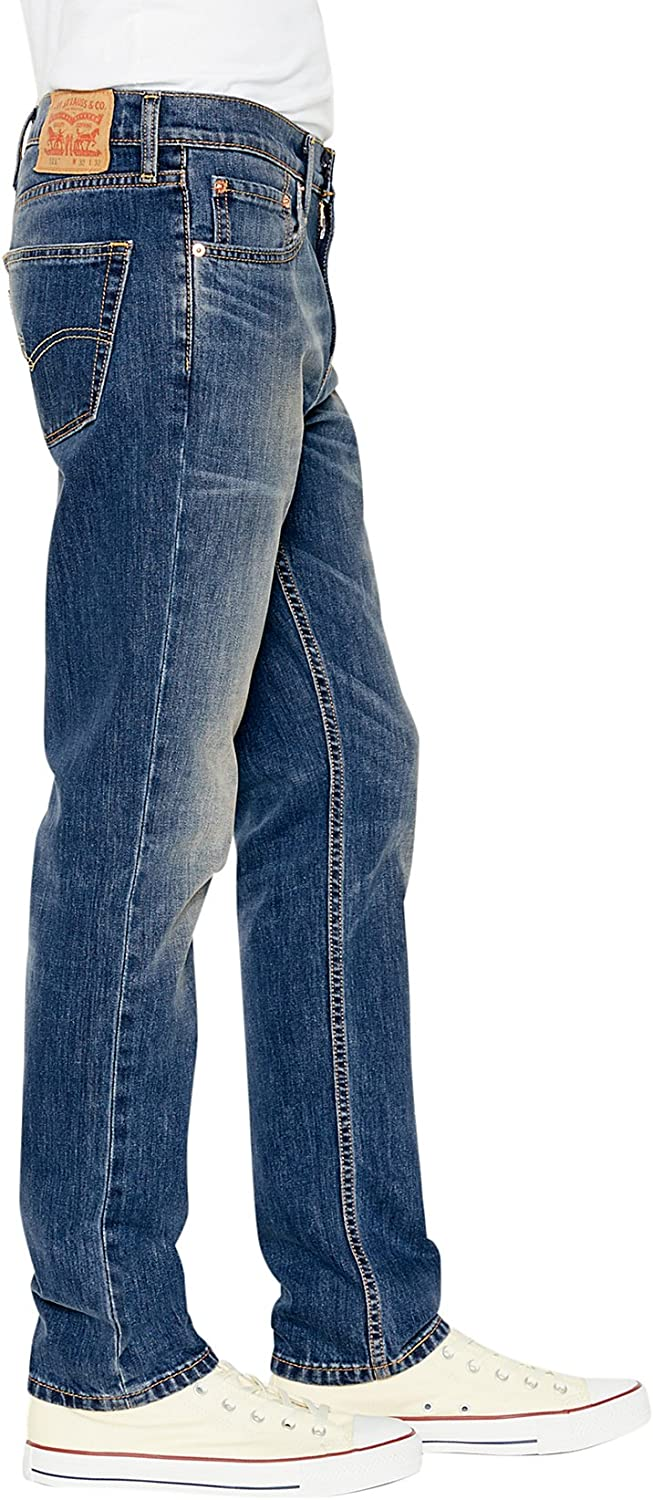 Levi's Men's 511 Slim Fit Jean Throttle - Stretch