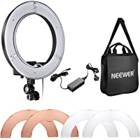 Neewer Camera Photo/Video 14 inches/36centimeters Outer 36W 180 Pieces LED SMD Ring Light 5500K Dimmable Ring Video…