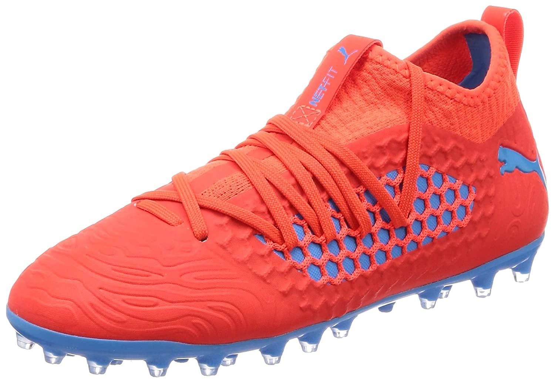 Puma Unisex Kids' Future 19.3 Netfit Mg Jr Football Shoes