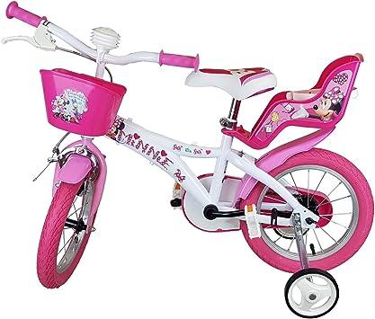Disney Minnie Mouse 14 Pulgadas Bicicleta Infantil – Bicicleta ...