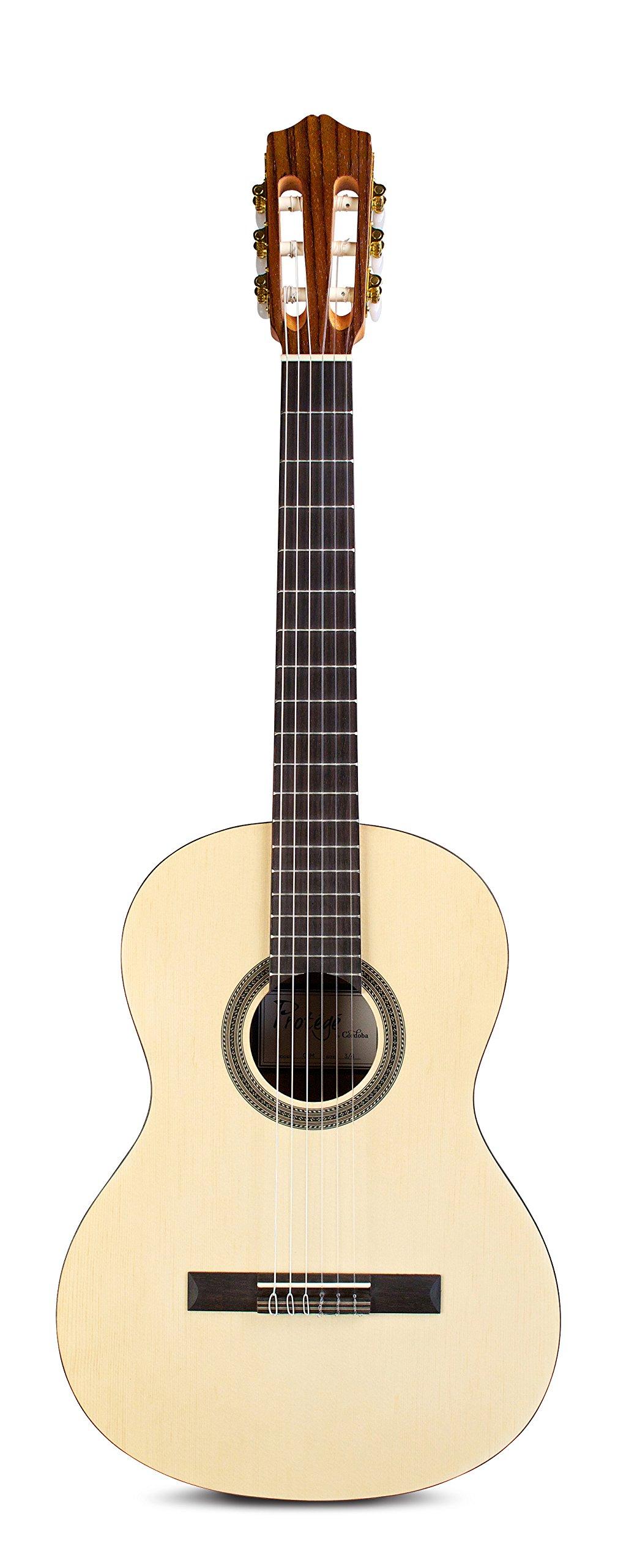 Cordoba Guitars C1M 3/4 Acoustic Nylon String Guitar, 3/4 size