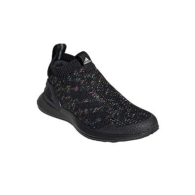 Knit adidas J Fitnessschuhe Kinder Laceless Unisex RapidaRun JlKF1c