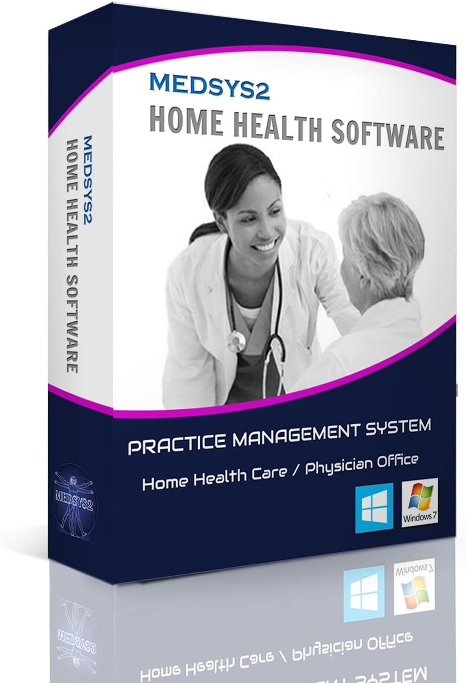 Home Care Software for Medical and Non Medical Caregivers (Professional Edition)