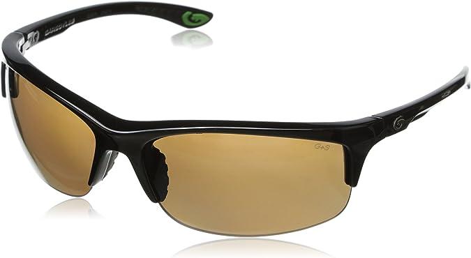 Gargoyles Men's Flux 10700056 QTM Polarized Wrap Sunglasses