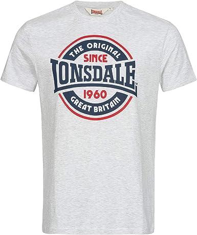 Lonsdale Richborne Camisa para Hombre