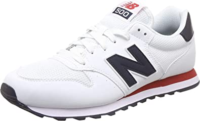 new balance 500 homme blanche