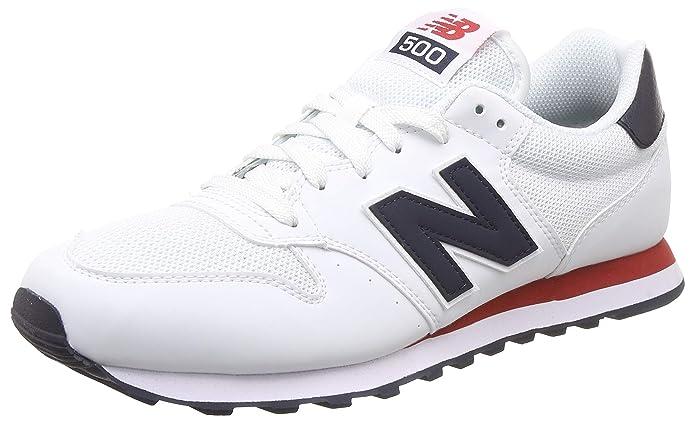 New Balance 500 Core Sneakers Herren Weiß/Blau