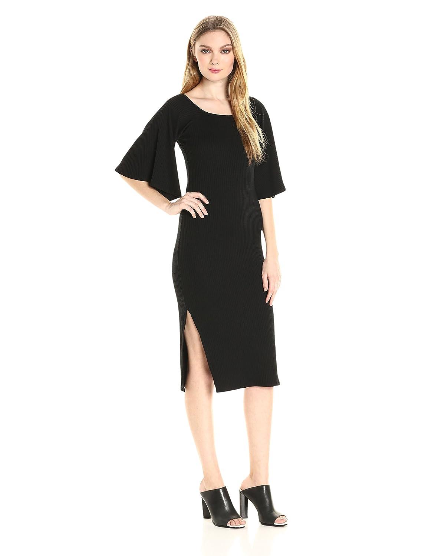 Black Rachel Pally Womens Rib Zia Dress Dress