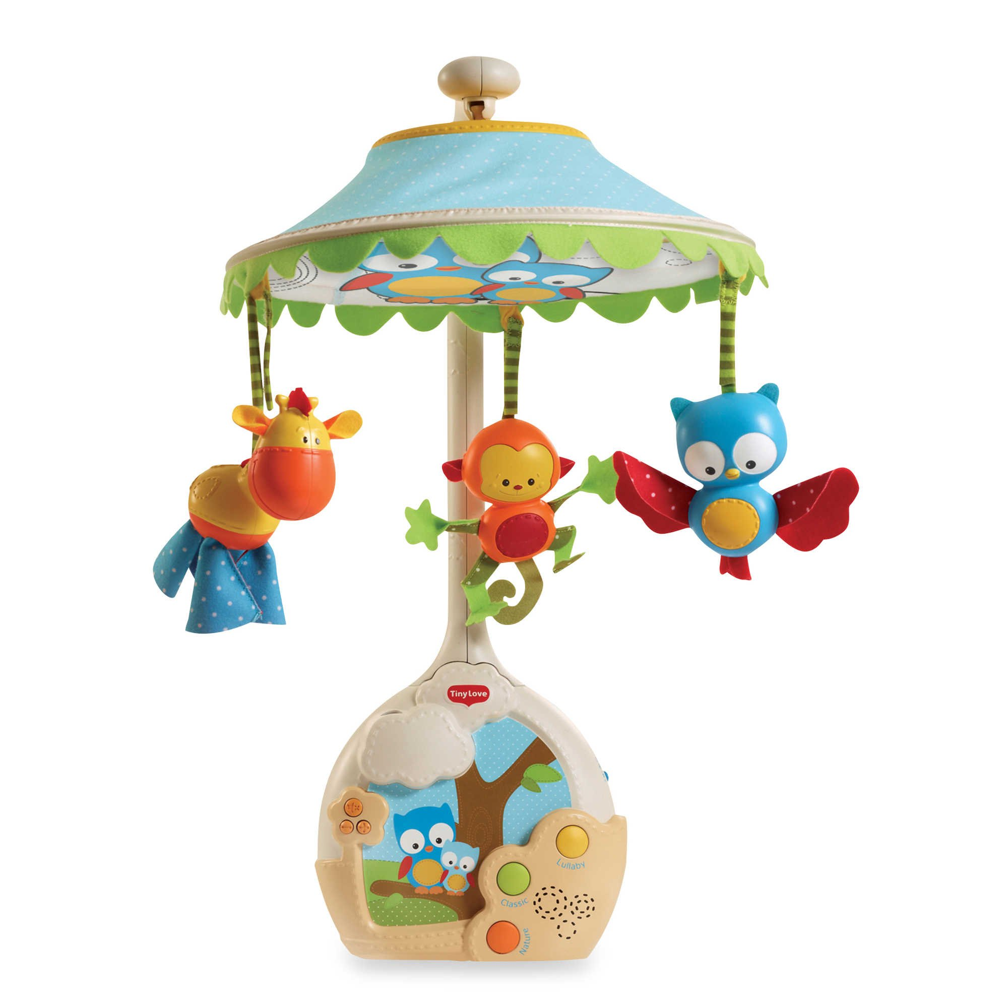Tiny Love 3-in-1 Magical Night Musical Mobile, Converts to Starry Night Lamp product image