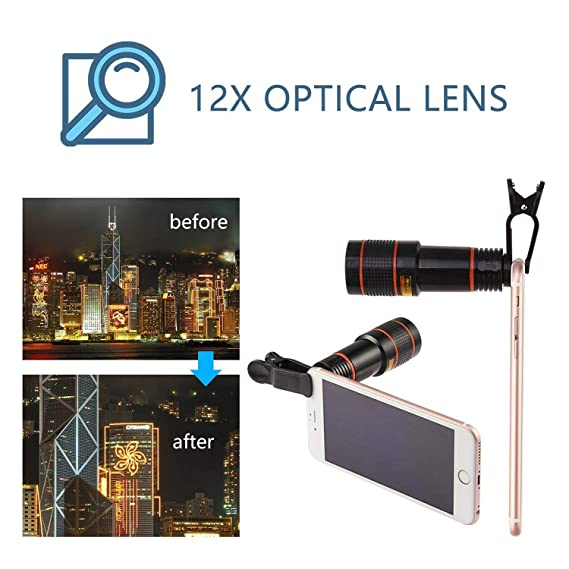 Review Cell Phone Camera Lens,