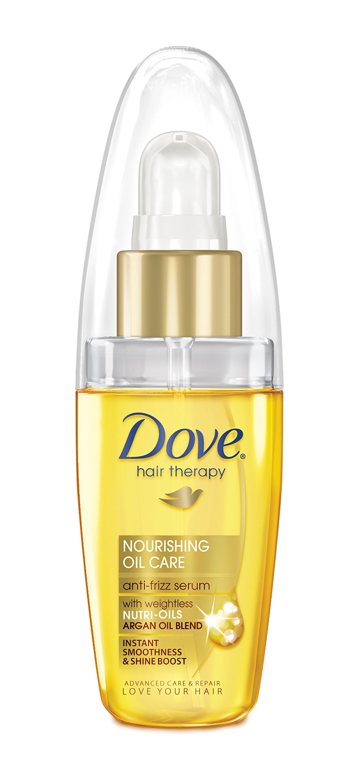 dove nourishing oil