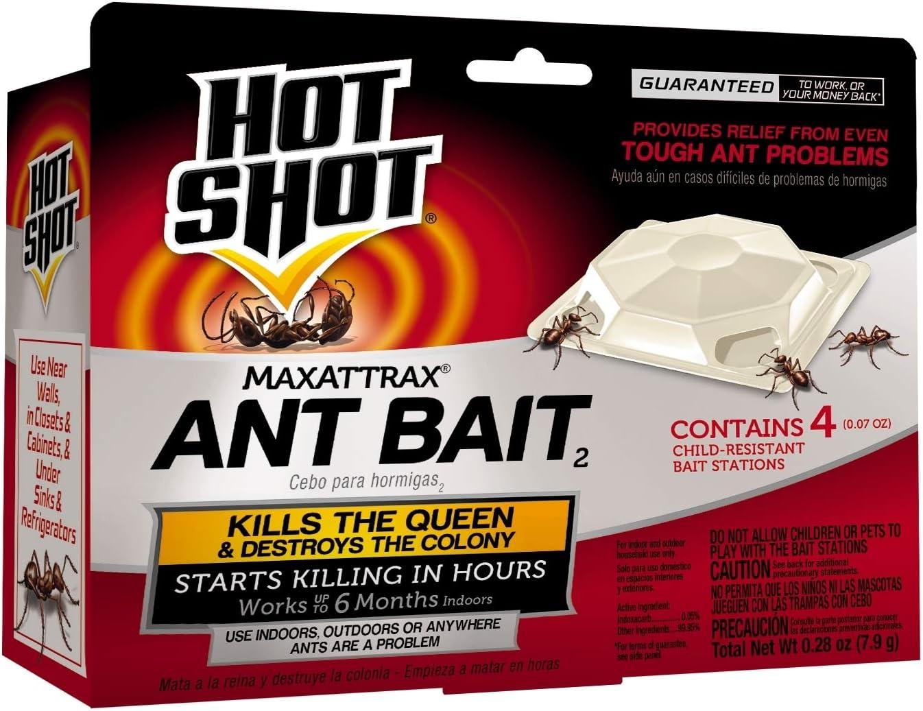 Hot Shot HG-2040W Ant Bait