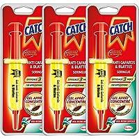 Catch - Gel Anti cafards 10 GR, SERINGUE Insecticide