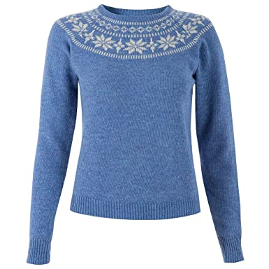 ce3d22f4248a Lindy Bop  Woodward  Blue Knitted Jumper (6)  Amazon.co.uk  Clothing