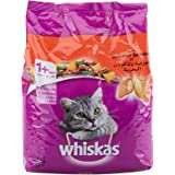 Whiskas Pockets Gourmet Seafood Dry Cat Food - 3 kg