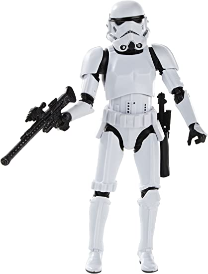 Star Wars Black Series 6 inches figures Storm Trooper total length of about