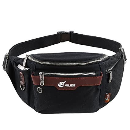 Amazon.com   MILIDE Running Waist Pack for Men   Women  e74dab864a61c