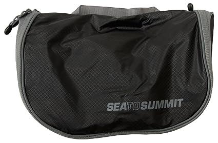 Sea to Summit Kulturbeutel schwarz S  Amazon.de  Sport   Freizeit e47bc9166301c
