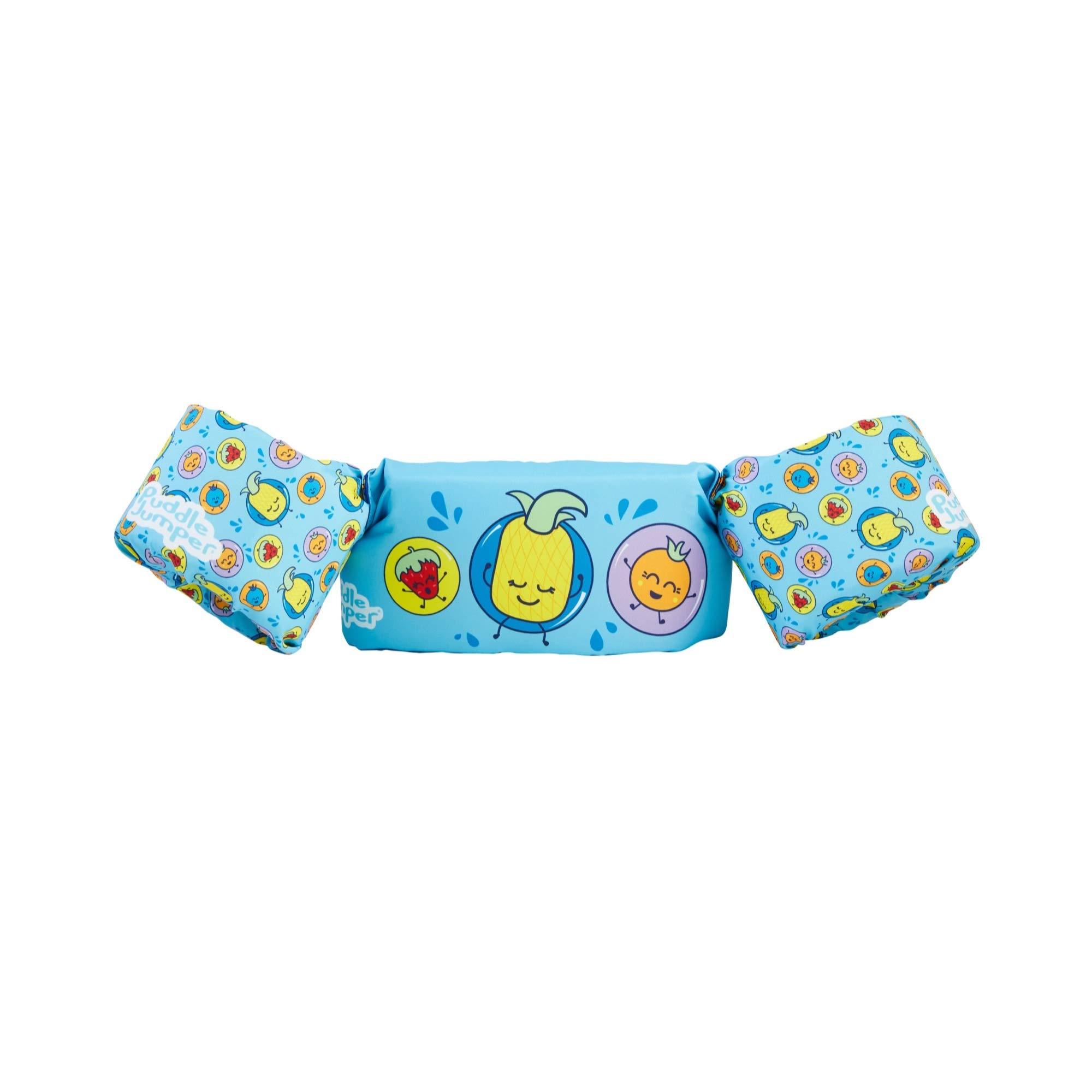 Stearns Puddle Jumper Kids Life Jacket | Life Vest for Children, Pineapple, 30-50 Pounds