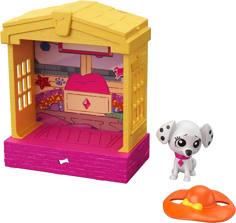 Das Haus der 101 Dalmatiner Mattel GBM47 Disney B/ürstenbad